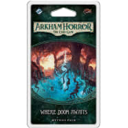 Arkham Horror LCG: Where Doom Awaits Mythos Pack Thumb Nail