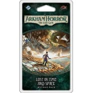 Arkham Horror LCG: Lost in Time and Space Mythos Pack Thumb Nail