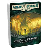 Arkham Horror LCG: Carnevale of Horrors Scenario Pack Thumb Nail