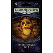 Arkham Horror LCG: The Unspeakable Oath Mythos Pack Thumb Nail