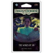 Arkham Horror LCG: The Wages of Sin Mythos Pack Thumb Nail