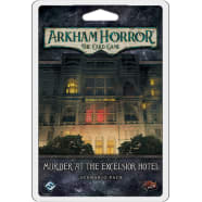 Arkham Horror LCG: Murder at the Excelsior Hotel Scenario Pack Thumb Nail