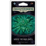 Arkham Horror LCG: Where the Gods Dwell Mythos Pack Thumb Nail