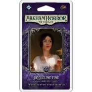 Arkham Horror LCG: Jacqueline Fine Investigator Starter Deck Thumb Nail