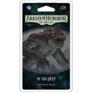 Arkham Horror LCG: In Too Deep Mythos Pack Thumb Nail