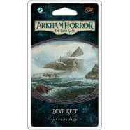 Arkham Horror LCG: Devil Reef Mythos Pack Thumb Nail