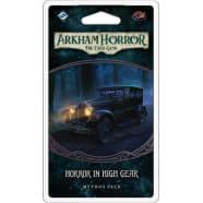 Arkham Horror LCG: Horror in High Gear Mythos Pack Thumb Nail
