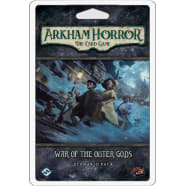 Arkham Horror LCG: War of the Outer Gods Scenario Pack Thumb Nail