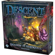 Descent Second Edition: The Shadow of Nerekhall Expansion Thumb Nail