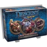 Descent Second Edition: Crown of Destiny Hero and Monster Collection Thumb Nail