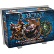 Descent Second Edition: Crusade of the Forgotten Hero and Monster Collection Thumb Nail