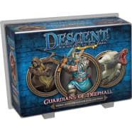 Descent Second Edition: Guardians of Deephall Hero and Monster Collection Thumb Nail