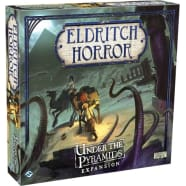 Eldritch Horror: Under the Pyramids Expansion Thumb Nail