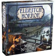 Eldritch Horror: Masks of Nyarlathotep Expansion Thumb Nail