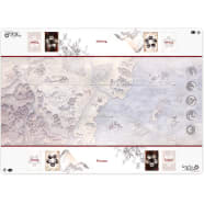 Legend of the Five Rings: Honored Duel Two-Player Play Mat Thumb Nail