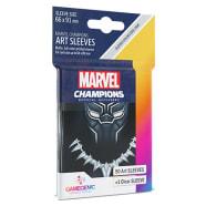Marvel Champions Sleeves: Black Panther (50) Thumb Nail