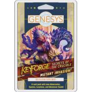 Keyforge: Secrets of the Crucible - Mutant Invasion! Adversary Deck Thumb Nail
