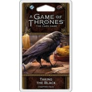 A Game of Thrones LCG: Taking the Black Chapter Pack Thumb Nail