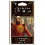 A Game of Thrones LCG: No Middle Ground Chapter Pack Thumb Nail