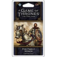 A Game of Thrones LCG: For Family Honor Chapter Pack Thumb Nail
