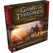 A Game of Thrones LCG: Lions of Casterly Rock Deluxe Expansion Thumb Nail