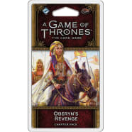 A Game of Thrones LCG: Oberyn's Revenge Chapter Pack Thumb Nail