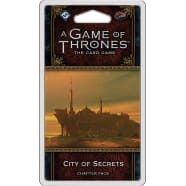 A Game of Thrones LCG: City of Secrets Chapter Pack Thumb Nail