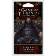 A Game of Thrones LCG: Long May He Reign Chapter Pack Thumb Nail