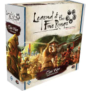 Legend of the Five Rings: Clan War Expansion Thumb Nail