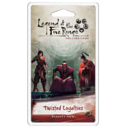 Legend of the Five Rings: Twisted Loyalties Dynasty Pack Thumb Nail
