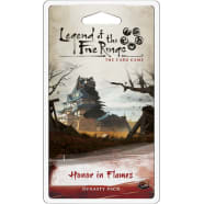 Legend of the Five Rings: Honor in Flames Dynasty Pack Thumb Nail