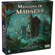 Mansions of Madness: Path of the Serpent Expansion Thumb Nail