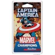 Marvel Champions: Captain America Hero Pack Thumb Nail