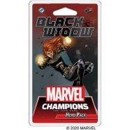 Marvel Champions: Black Widow Hero Pack Thumb Nail
