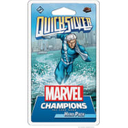 Marvel Champions: Quicksilver Hero Pack Thumb Nail