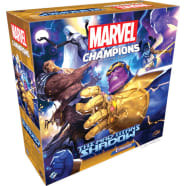 Marvel Champions: The Card Game - The Mad Titan's Shadow Thumb Nail