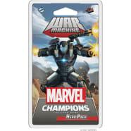 Marvel Champions: War Machine Hero Pack Thumb Nail