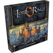The Lord of the Rings LCG: The Lost Realm Deluxe Expansion Thumb Nail