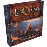 The Lord of the Rings LCG: The Treason of Saruman Saga Expansion Thumb Nail