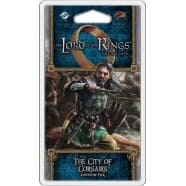 The Lord of the Rings LCG: The City of Corsairs Adventure Pack Thumb Nail