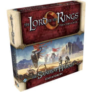 The Lord of the Rings LCG: The Sands of Harad Deluxe Expansion Thumb Nail