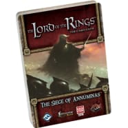 The Lord of the Rings LCG: The Siege of Annuminas Thumb Nail