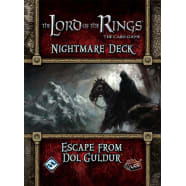 The Lord of the Rings LCG: Escape from Dol Guldur Nightmare Deck Thumb Nail