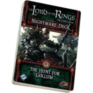The Lord of the Rings LCG: The Hunt for Gollum Nightmare Deck Thumb Nail