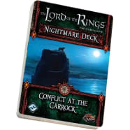 The Lord of the Rings LCG: Conflict at the Carrock Nightmare Deck Thumb Nail