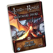 The Lord of the Rings LCG: On the Doorstep Nightmare Deck Thumb Nail
