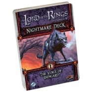 The Lord of the Rings LCG: The Voice of Isengard Nightmare Deck Thumb Nail