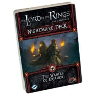 The Lord of the Rings LCG: The Wastes of Eriador Nightmare Deck Thumb Nail