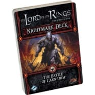The Lord of the Rings LCG: The Battle of Carn Dum Nightmare Deck Thumb Nail