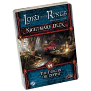 The Lord of the Rings LCG: The Thing in the Depths Nightmare Deck Thumb Nail